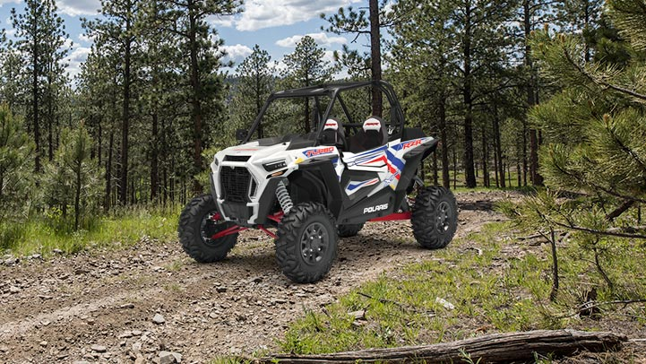 Rzr XP® Turbo LE - FUREUR TURBOCHARGÉE